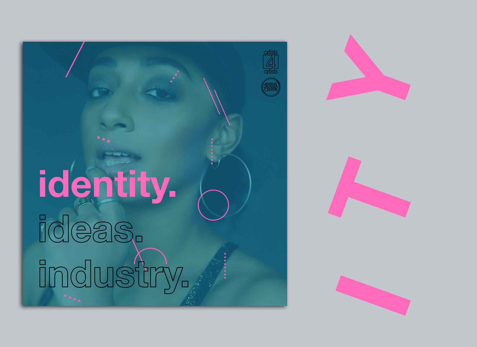 Instagram poster tali identity